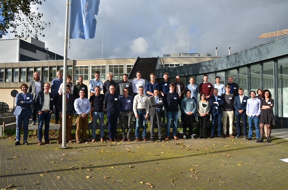 CL-WINDCON PROJECT SHOWS ITS PROGRESS IN THE GENERAL MEETING HELD IN DELFT