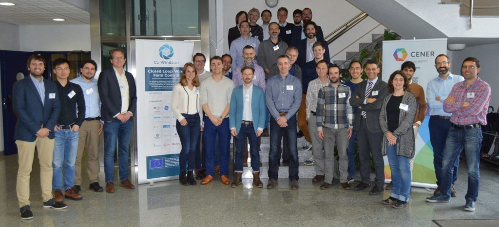 CL-Windcon project shows developments on wind farm models during its third General Assembly Meeting hosted by CENER in Pamplona