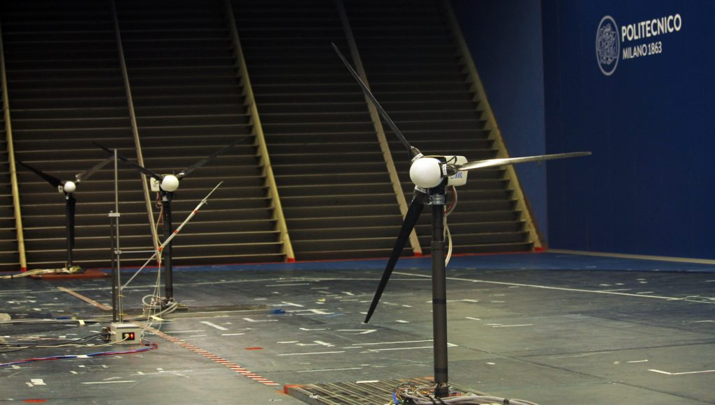 Fourth wind tunnel test campaign has been accomplished