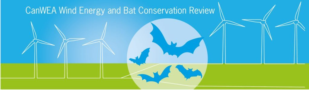CanWEA review on Wind Energy and Bat Conservation